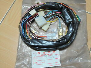 s l300 yamaha scooter y80 cdi wire harness reproduction new for p n 517 6 wire harness at arjmand.co