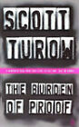 The Burden of Proof by Scott Turow (Paperback, 1991)