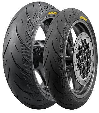 Yamaha YZF1000 Thunderace Maxxis Diamond Sport Touring Tyres
