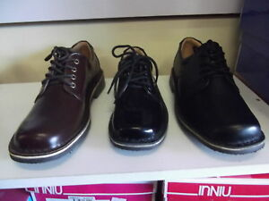 Ladies-School-Shoes-Wilde-Jezra-Lace-Up-Leather-Tbar-Style-Black-Brown-new-5-12
