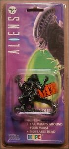 Alien-Queen-Figure-Digital-Watch-1993-Vintage-Old-Stock