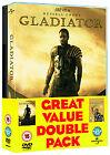 Gladiator/Spartacus (DVD, 2006, 2-Disc Set)