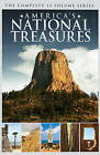 Americas National Treasures (DVD, 2011, 3-Disc Set)