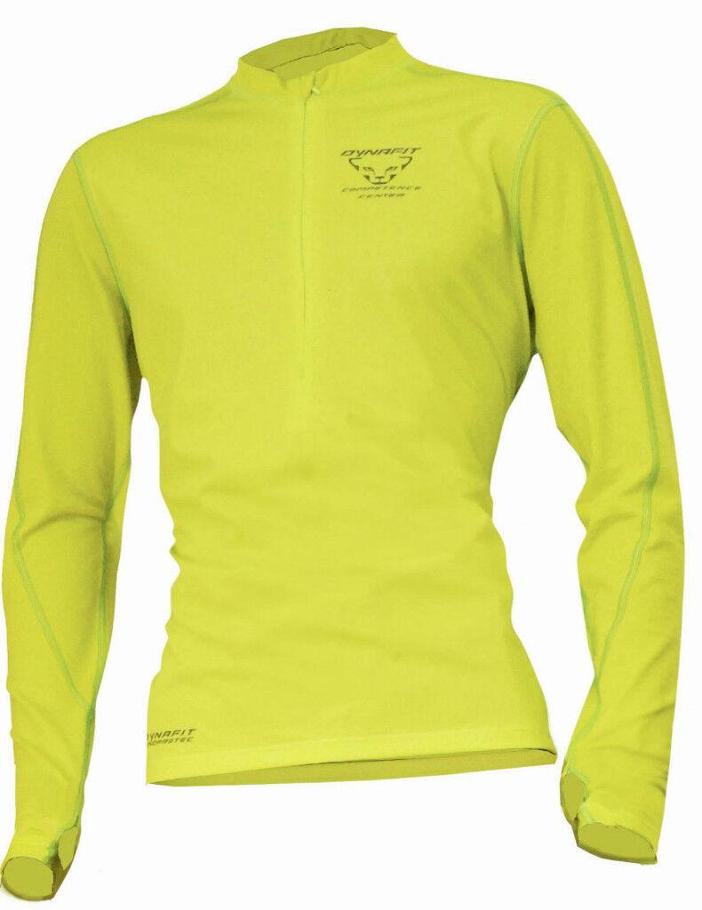 DYNAFIT Competence WB Windstopper Shirt Gr. 50 ( L )