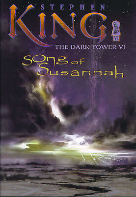 Song Of Susannah-The Dark Tower VI-Stephen King-Donald M. Grant 1st Edition-2004