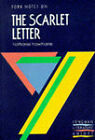 York Notes on Nathaniel Hawthorne's  Scarlet Letter by Suzanne Brown (Paperback, 1988)