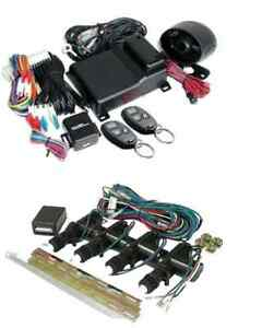 Mongoose-M80G-Car-Alarm-Immobiliser-MDK4100G-Central-Locking-kit-Turbo-Timer