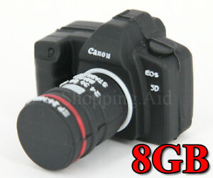 NEW-8GB-Mini-DSLR-Camera-Shape-USB-2-0-Flash-Drive-CB