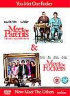 Meet The Parents/Meet The Fockers (DVD, 2006, 2-Disc Set, Box Set)