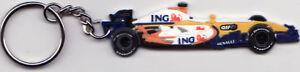 RENAULT-Formula-1-Official-Merchandise-Keyring-NEW