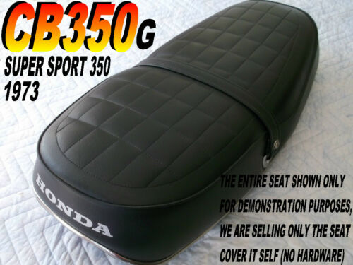 CB350G 1973 seat cover for Honda CB 350 CB350 G Super Sport 151