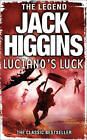 Luciano's Luck by Jack Higgins (Paperback, 2011)
