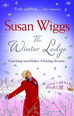 """AS NEW"" Wiggs, Susan, The Winter Lodge (The Lakeshore Chronicles), Paperback Bo"
