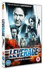 Leverage - Series 1 - Complete (DVD, 2010, 4-Disc Set)