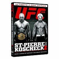 UFC 124 DVD