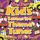 The Best Kids' Favourite Theme Tunes by CRS Records (CD-Audio, 2004)