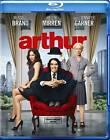 Arthur (Blu-ray Disc, 2011, 2-Disc Set, Canadian French)