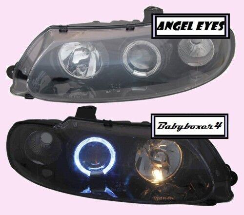 Holden Commodore VT Statesman WH Angel Eye Halo Black Head Lights Right Left