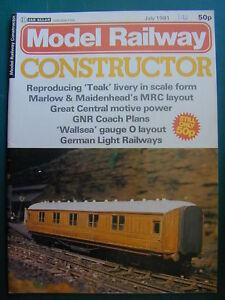 MODEL-RAILWAY-CONSTRUCTOR-MAGAZINE-JULY-1981