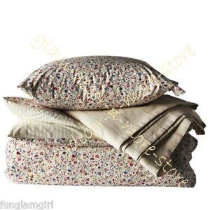 IKEA-Full-Queen-Quilt-Duvet-Cover-Set-ALVINE-LJUV-New