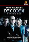 Brad Meltzers Decoded: Season One (DVD, 2011, 3-Disc Set)