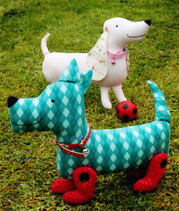 PATTERN-Sally-amp-Smith-fun-dog-softie-PATTERN-for-beginners