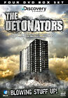 The Detonators (DVD, 2011, 4-Disc Set)