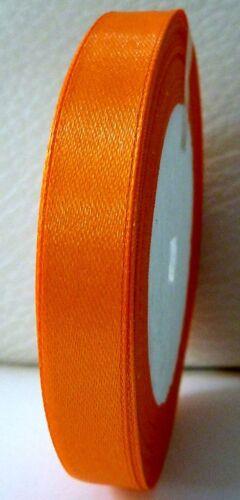 22 m satén banda banda regalo dekoband bucles banda papel 12 mm ancha 1670