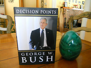 Decision-Points-by-George-W-Bush-1st-Edition-1st-Printing-President