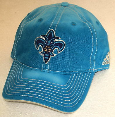 NBA New Orleans Hornets Teal Adjustable Slouch Hat By adidas