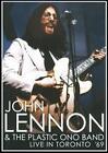 John Lennon  The Plastic Ono Band - Live In Toronto 69 (DVD, 2009)
