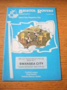 05101982 Bristol Rovers v Swansea City Football Leag - <span itemprop=availableAtOrFrom>Birmingham, United Kingdom</span> - Returns accepted within 30 days after the item is delivered, if goods not as described. Buyer assumes responibilty for return proof of postage and costs. Most purchases from business s - Birmingham, United Kingdom