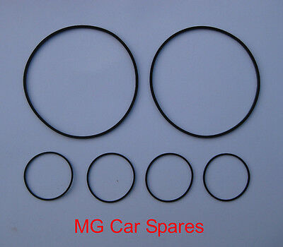 TR2 TR3 TR4 Instrument to Dash Gaskets (correct square cut section)
