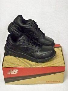 NIB-Men-039-s-New-Balance-MW927BK-Black-Walking-Shoes-B-D-2E-4E-6E-Widths-125