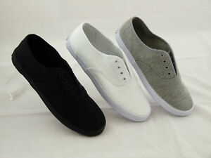Raben-Shoes-Slip-On-Canvas-With-Laces-Grey-Black-White-size-from-35-to-47