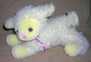 AA-Plush-musical-plush-white-baby-lamb-plays-music-10-inch-smoke-free