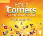 Four Corners Level 1 Class Audio CDs (3) by Jack C. Richards, David Bohlke (CD-Audio, 2011)