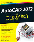 AutoCAD 2012 For Dummies by David Byrnes (Paperback, 2011)
