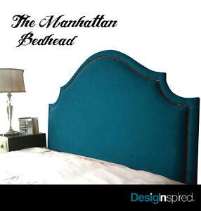 MANHATTAN-Bedhead-for-King-Ensemble-PEACOCK