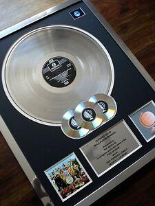 THE-BEATLES-SGT-PEPPER-039-S-LP-MULTI-PLATINUM-DISC-RECORD-AWARD-ALBUM
