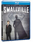 Smallville - Series 10 - Complete (Blu-ray, 2011, 4-Disc Set)