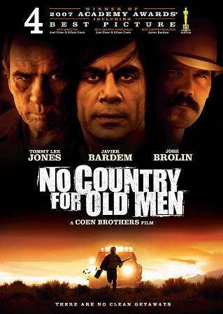 No Country for Old Men (DVD, 2011)