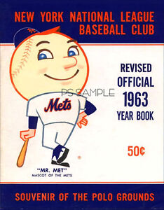 NY-METS-1963-YEARBOOK-Polo-Grounds-Flexible-Fridge-Magnet