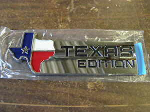 NOS-Ford-Pickup-Truck-Texas-Edition-Rear-Emblem-F-150