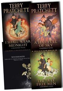 Terry-Pratchett-Collection-Discworld-Novels-4-Books-Set