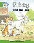 Literacy Edition Storyworlds Edition 3: Frisky Cat by Pearson Education Limited (Paperback, 1998)
