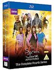 The Sarah Jane Adventures - Series 4 - Complete (Blu-ray, 2011, 2-Disc Set)