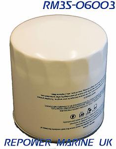 Marine-Oil-Filter-for-Mercruiser-Volvo-Penta-OMC-Indmar-I4-V8-5-0L-5-7L