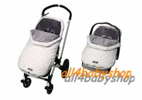 NEUF JJ COLE Urban baby Bundleme footmuff cosytoes super chaud 3 couleurs 0-12M