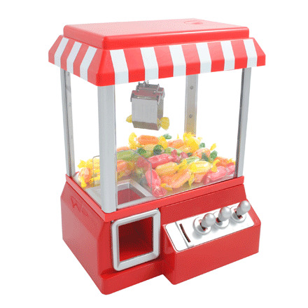 Fairground Candy Grabber -Fun Gadget For All The Family
